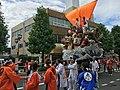 Saga Sakaenokuni festival parade 2017 02.jpg