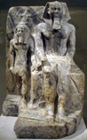 Statue des Sahure; Metropolitan Museum of Art, New York