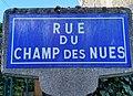 Saint-Brieuc (Côtes d'Armor) rue du Champ des Nues.jpg
