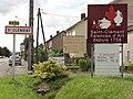 Saint-Clément (M-et-M) city limit sign.jpg