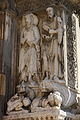 Saint-Gilles St-Gilles Portal Jakobus Paulus 117.JPG