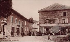 Saint-Pierre-de-Bressieux at the start of the 20th century