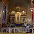 Saint Josaphat Catholic Church (Detroit, MI) - Blessed Virgin Mary altar with Sts. Joachim and Anne.jpg