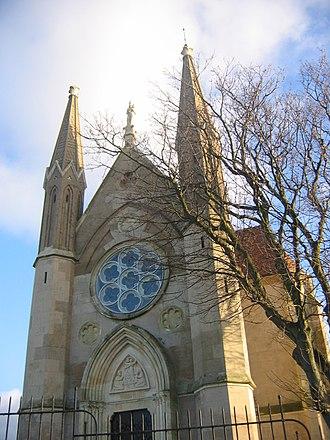 Sainte-Adresse - The chapel of Notre-Dame-des-flots