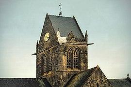 Sainte-Mère-Église Parachute Memorial