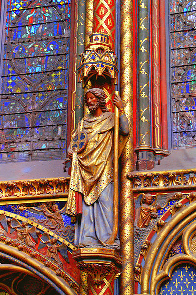 File:Sainte Chapelle - Detail Sculpture Mur Nord.jpg