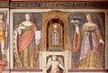 Saints Catherine and Agatha - San Maurizio - Milan 2014.jpg