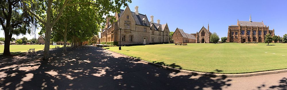 St Peter's College, Adelaide - Wikipedia