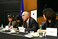 Sakharov Prize 2012 representatives visit the Group 04.jpg