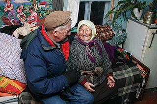 <i>Samosely</i> residents of the 30 kilometer Zone of Alienation