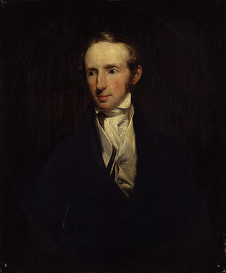 Samuel Prout - Samuel Prout painted by John Jackson in 1831