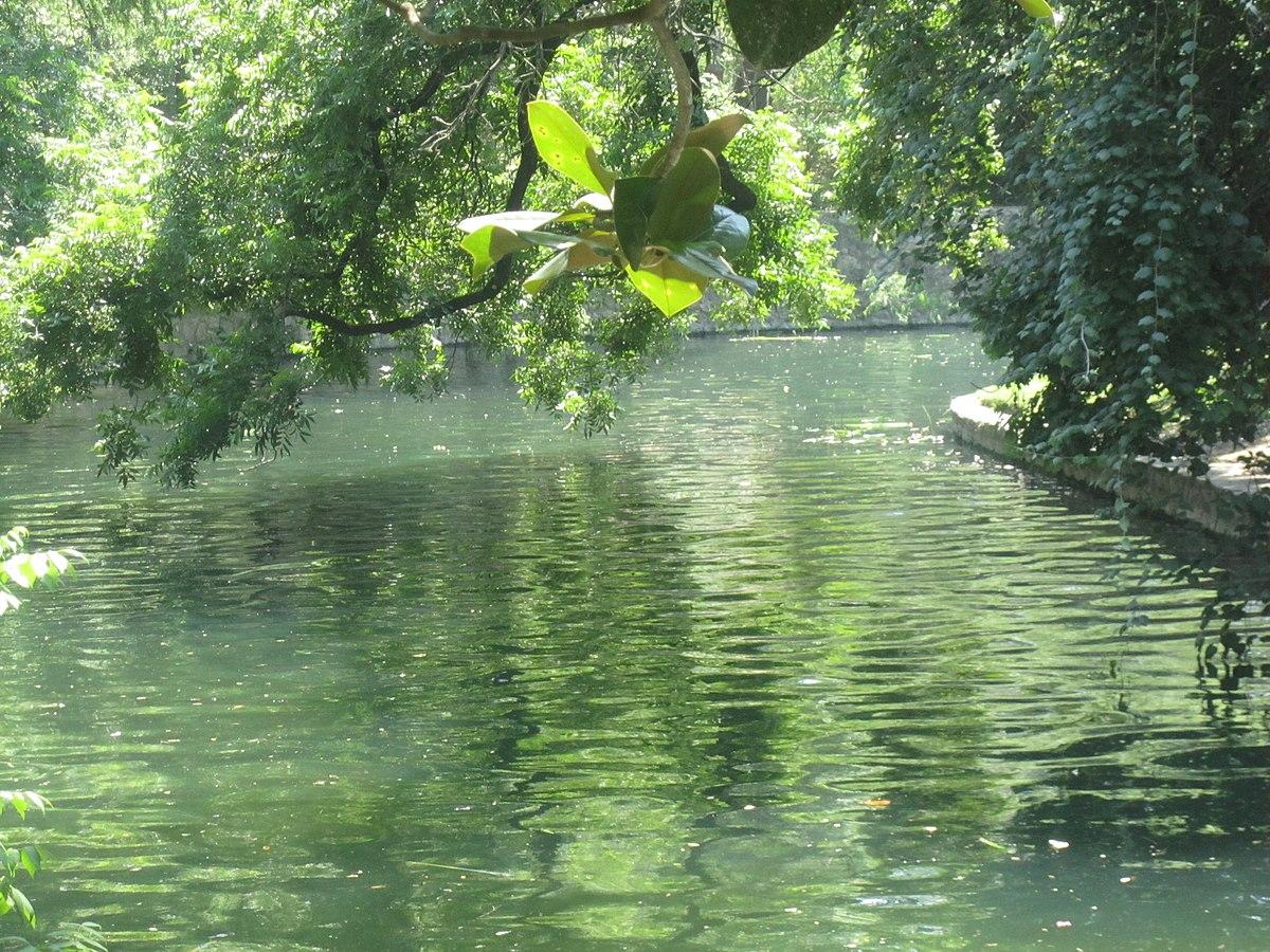 Río San Antonio (Texas) - Wikipedia, la enciclopedia libre