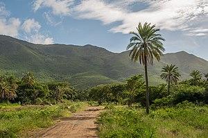 Cerro El Copey National Park - Image: San Juan Valley