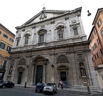 San Luigi dei Francesi - Image: San Luigi dei Francesi Facade