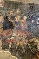 San lorenzo in insula, cripta di epifanio, affreschi di scuola benedettina, 824-842 ca., martirio di santo stefano 04.jpg