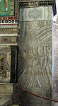 San vitale, ravenna, int., presbiterio 05 specchiature marmoree.JPG