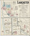 Sanborn Fire Insurance Map from Lancaster, Fairfield County, Ohio. LOC sanborn06756 001-1.jpg