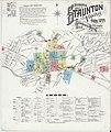 Sanborn Fire Insurance Map from Staunton, Independent Cities, Virginia. LOC sanborn09077 004-1.jpg