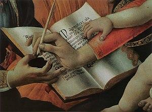 Sandro Botticelli - Madonna del Magnificat