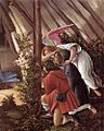 Sandro Botticelli - The Mystical Nativity (detail) - WGA2844.jpg