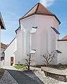 Sankt Veit Oktoberplatz 5 Buergerspittal Kirche Hll Martin und Elisabeth Apsis 15042015 2035.jpg