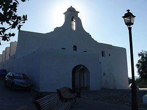 San Rafael, Ibiza - Church of Sant-Rafael