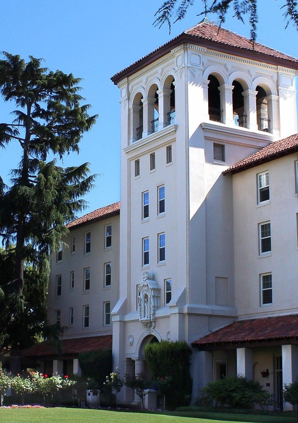 Santa Clara, CA USA - Santa Clara University, Mission Santa Clara de Asis - panoramio (20) (cropped)