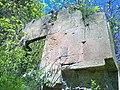 Sapara monastery. Jakel's palace ruins 2.jpg