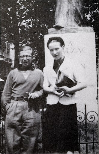 Bad faith - Jean-Paul Sartre and Simone de Beauvoir developed ideas about bad faith into existentialism