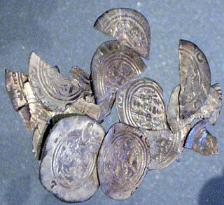 Sundveda Hoard Viking Age hoard of 482 silver coins
