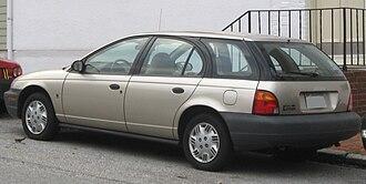 Saturn S series - 1996–1999 Saturn SW1