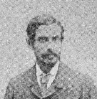 Satyendranath Tagore - Satyendranath Tagore in 1867