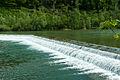 Savinja waterfall in Mozirje, Slovenia (13904128017).jpg