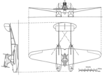 Savoia-Marchetti S.55 ter 3-view L'Aéronautique March,1927.png