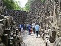 Scene at Nek Chand Fantasy Rock Garden - Chandigarh U.T. - India - 02 (25901815083).jpg