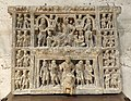 Scenes from the Life of the Buddha, Gandhara, 2nd-3rd century, schist - Berkeley Art Museum and Pacific Film Archive - DSC04149.JPG