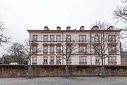 Schloßplatz in Aschaffenburg