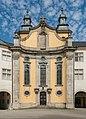 Schlosskirche, Bad Mergentheim, Southwest view 20150727 1.jpg