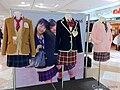 School girl uniforms TokyoJapan by iPhone4.jpg