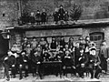 Schous bryggeri - malteriarbeidere - 1889 - Oslo Museum - OB.F15226.jpg