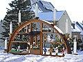 Schwibbogen in Sayda, Erzgebirgskreis Sachsen 2H1A9240WI.jpg