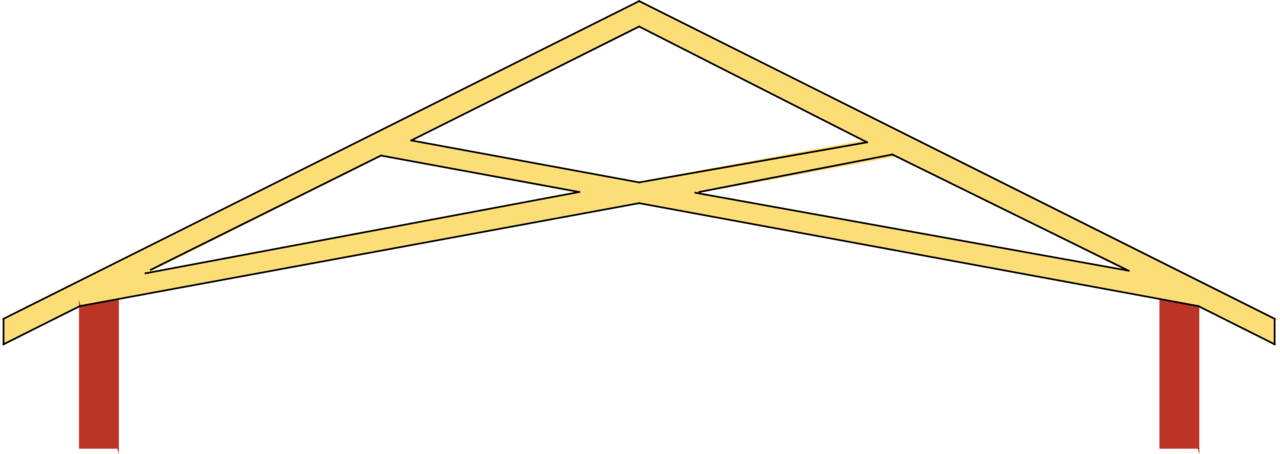 File scissors truss wikimedia commons for Scissor truss design