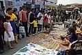 Scroll Painting Section - International Kolkata Book Fair 2013 - Milan Mela Complex - Kolkata 2013-02-03 4283.JPG