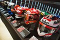 Scuderia Ferrari helmets at London Design Museum 2018.jpg