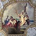 Scuola Grande dei Carmini (Venice) - Sala capitolare - Virtù teologali - Giambattista Tiepolo.jpg