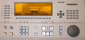 Spirit DataCine - SDC-2000 Spirit DataCine Functional Control Panel-FCP