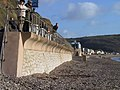 Sea wall, Seaton - geograph.org.uk - 770902.jpg