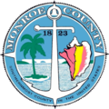 Siegel von Monroe County (Florida)