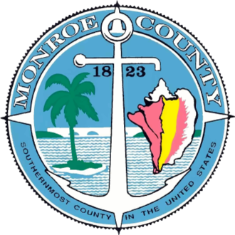 Monroe County, Florida - Image: Seal of Monroe County, Florida