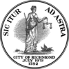 Official seal of Richmond, Virginia